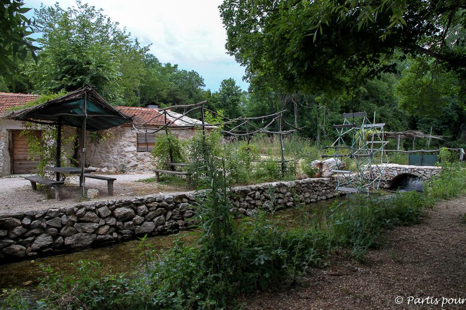 Chutes de Kocusa, Bosnie-Herzégovine. Cinq jours sur les routes de l'Herzégovine