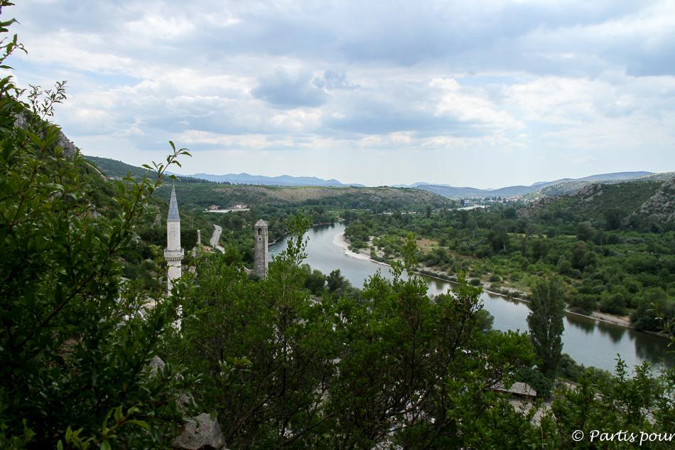 Pocitelj, Bosnie-Herzégovine. Cinq jours sur les routes de l'Herzégovine