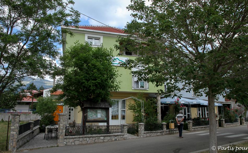Motel Sunce, Podvelez, Bosnie-Herzégovine. Cinq jours sur les routes de l'Herzégovine