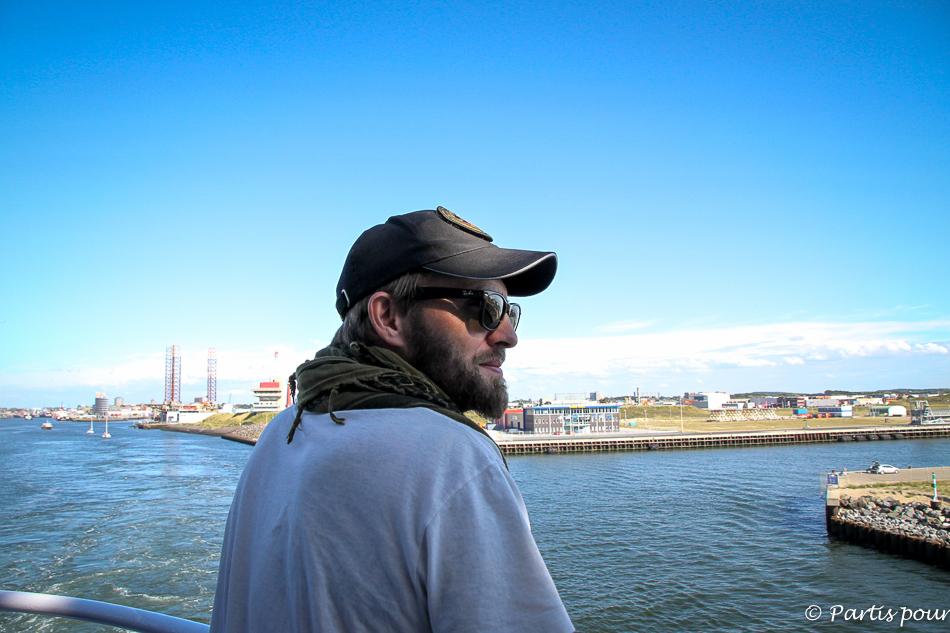 Traversée Amsterdam - Newcastle, DFDS Seaways
