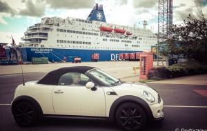 Port de Newcaslte, DFDS Seaways