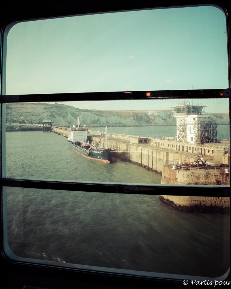 Traversée Douvres Dunkerque DFDS Seaways