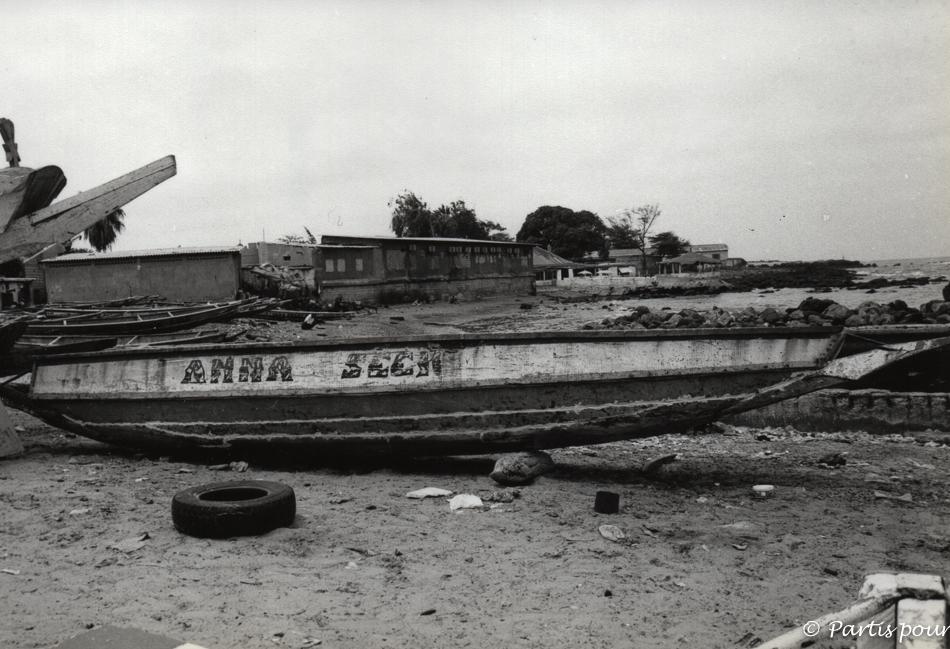 Port, Dakar, Sénégal