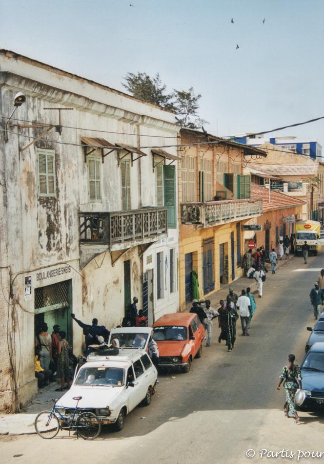 Une photo, une histoire #11 : Saint-Louis, Sénégal