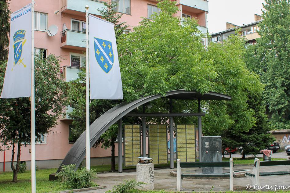 Grbavica. Trois semaines à Sarajevo