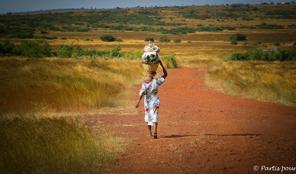 Femme au Mali