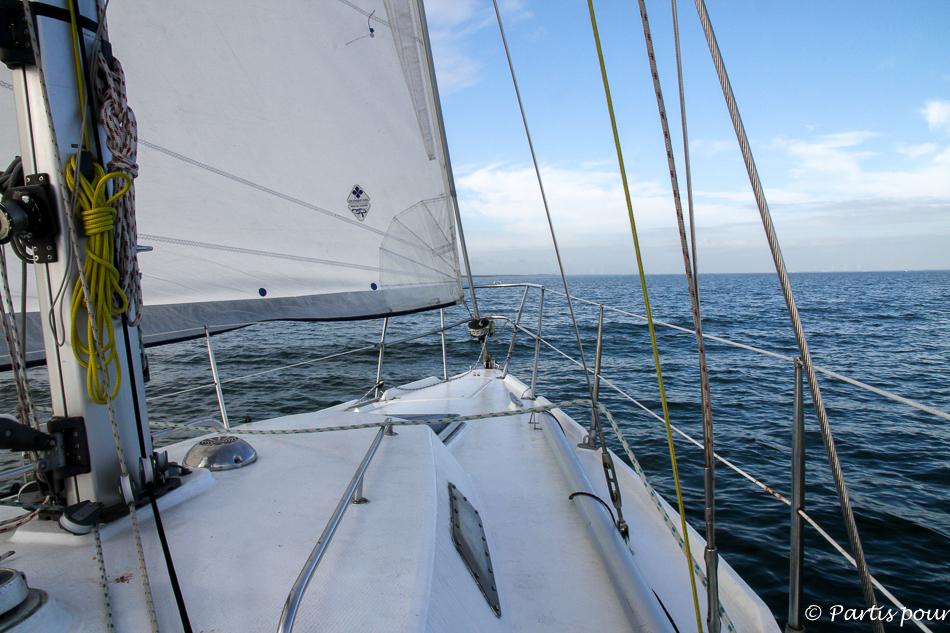 Une photo, une histoire #12 : Mer du Nord, Zélande, Pays-Bas
