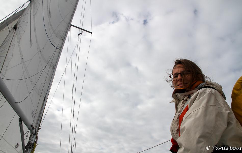 Faire du voilier en Zélande, Pays-BAs