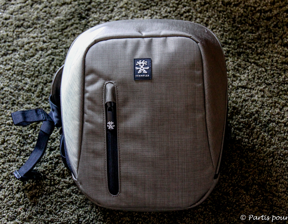 Quick Escape 800, Crumpler