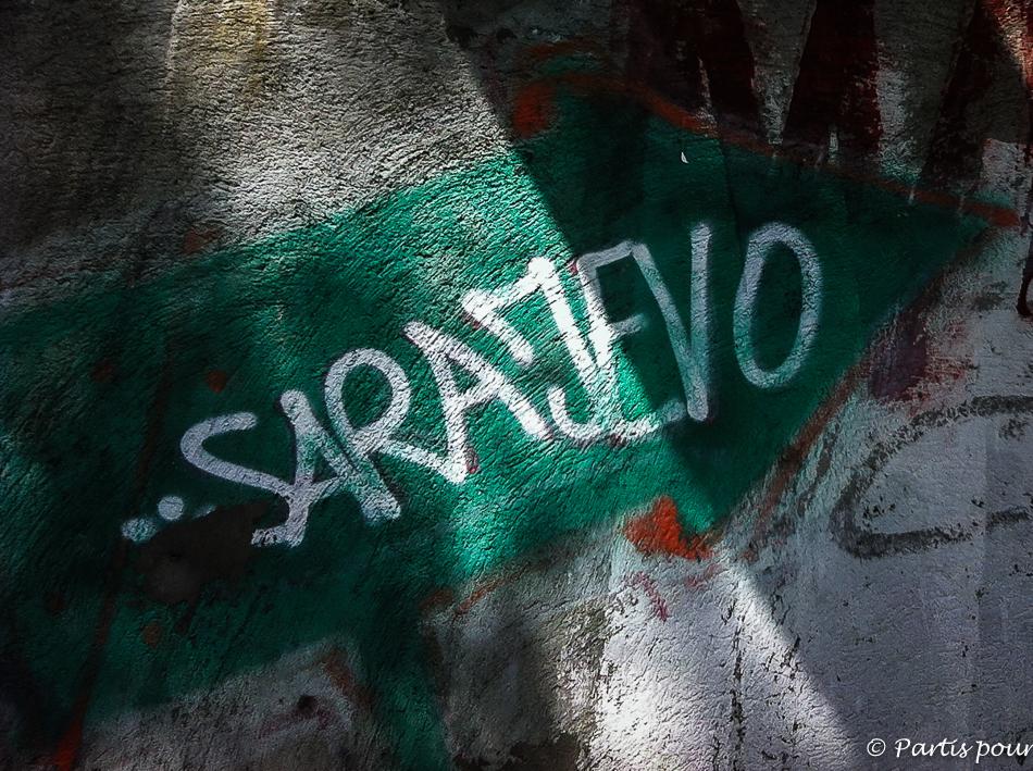 Sarajevo, un autre regard