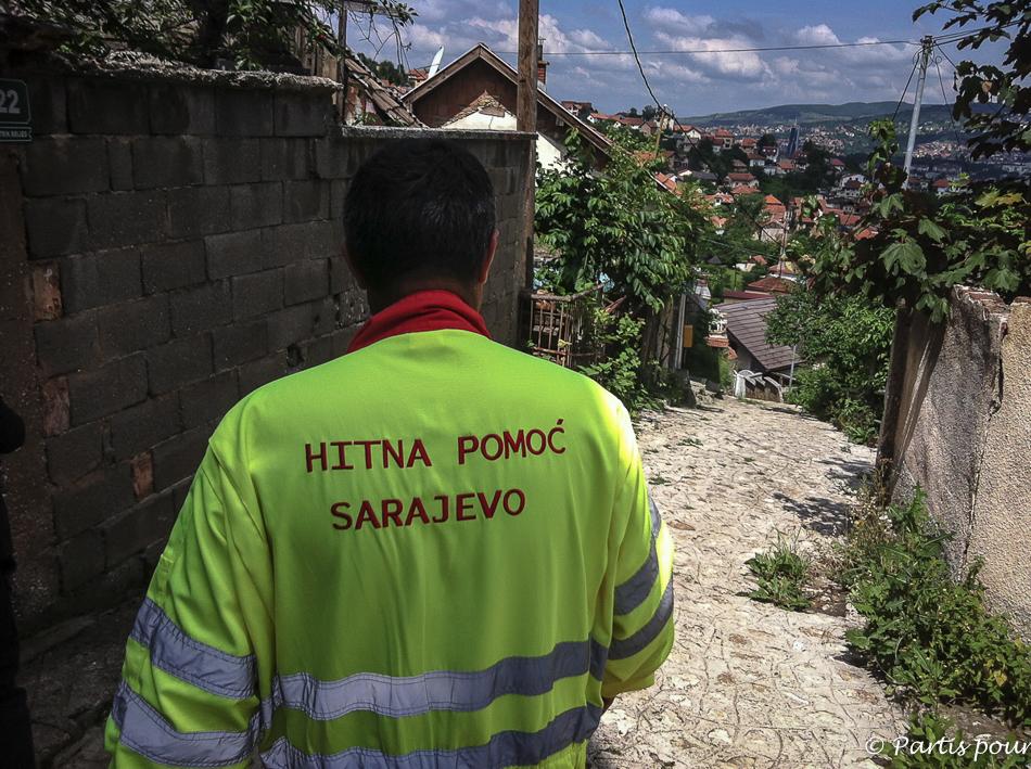 Sarejevo, un autre regard