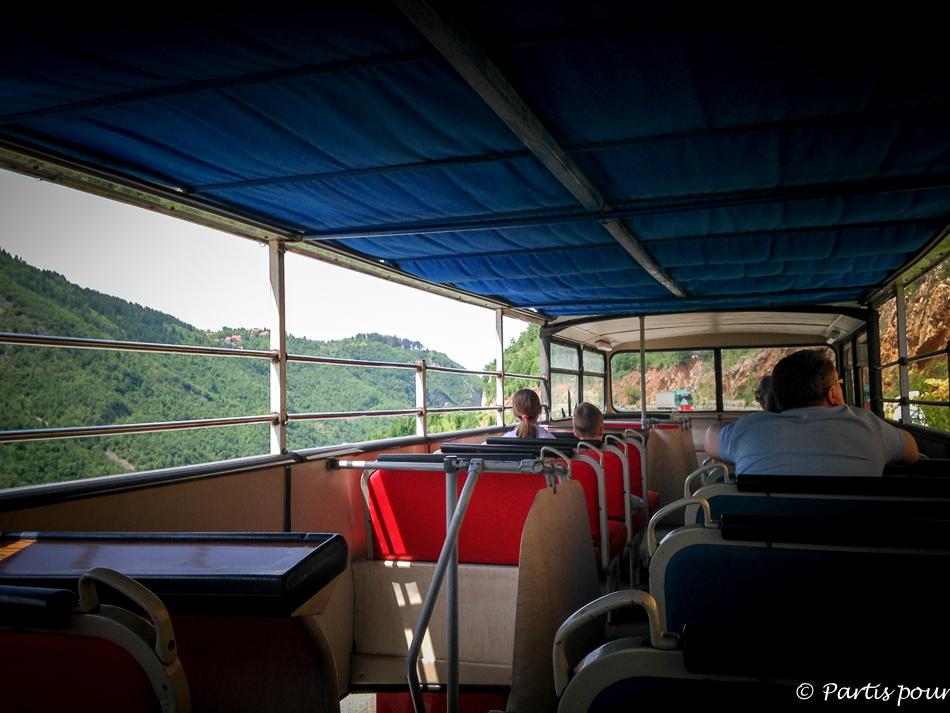 Sarajevo City Bus tour. Découvrir Sarajevo avec un enfant