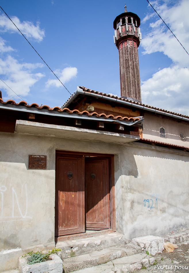 Dans les ruelles du vieux Sarajevo. Découvrir Sarajevo avec un enfant