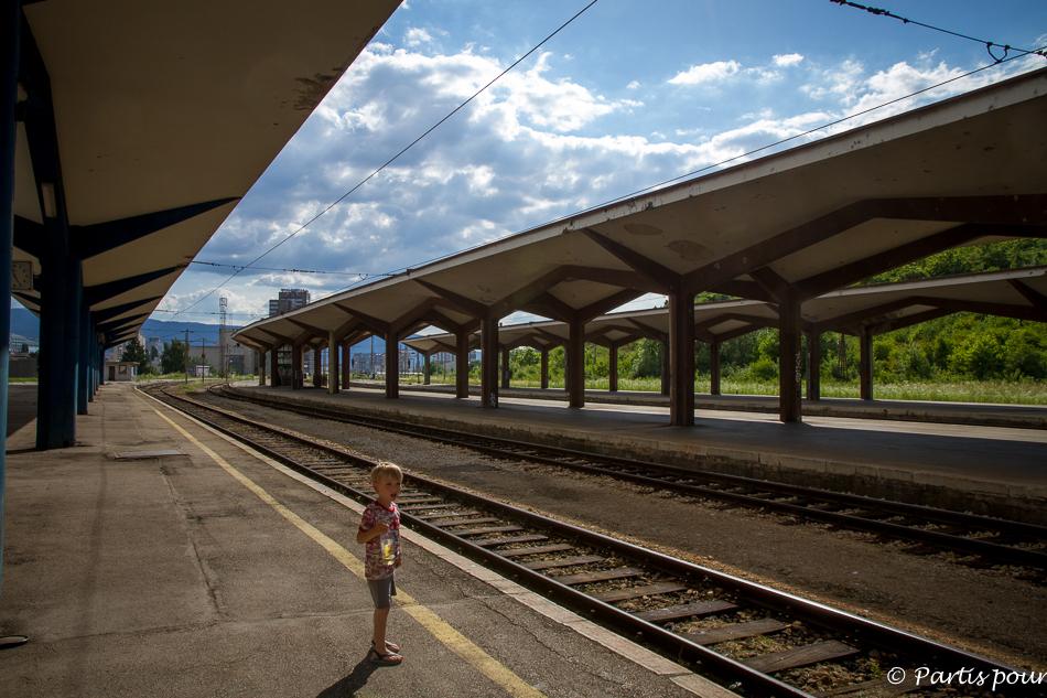 Découvrir Sarajevo avec un enfant