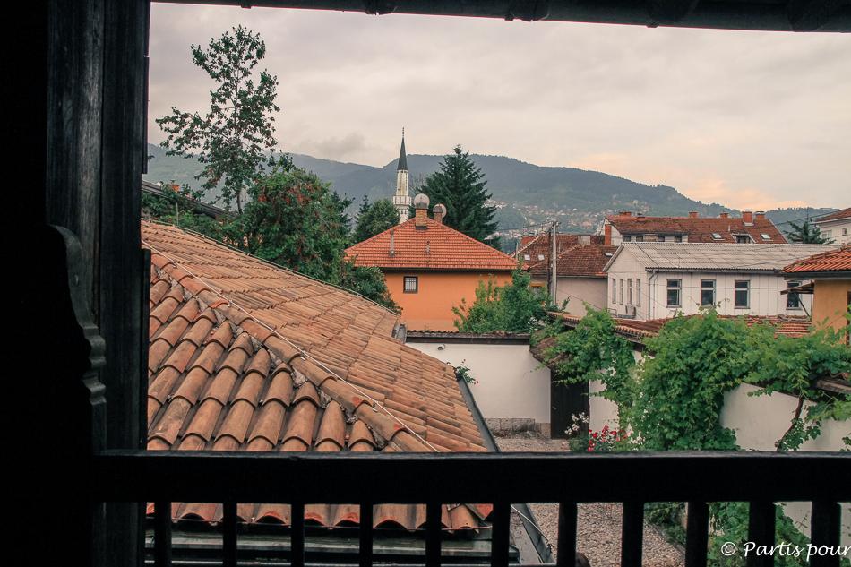 Svrzo House. Découvrir Sarajevo avec un enfant