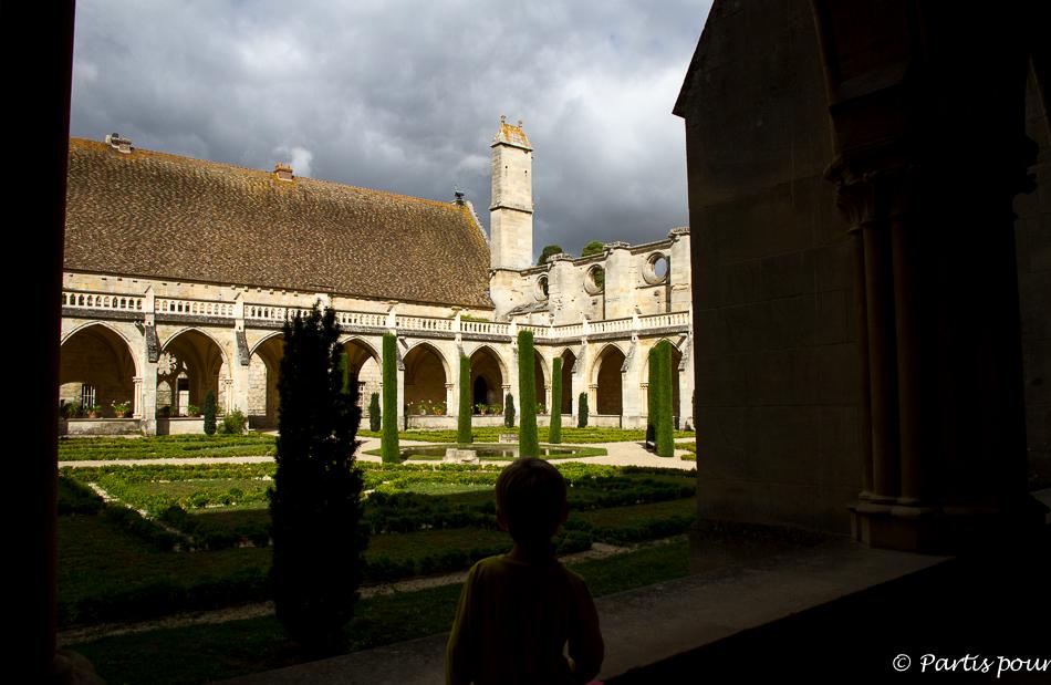 Bilan 2015. Abbaye de Royaumont, Val d'Oise, France