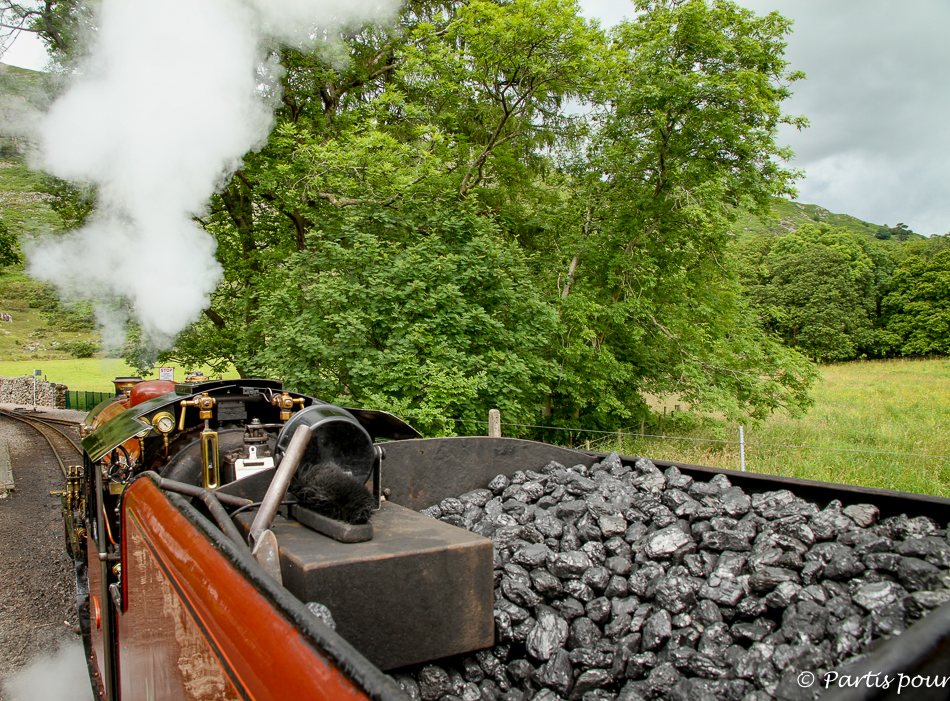 Ravenglas & Eskdale Railway, Lake District National Park
