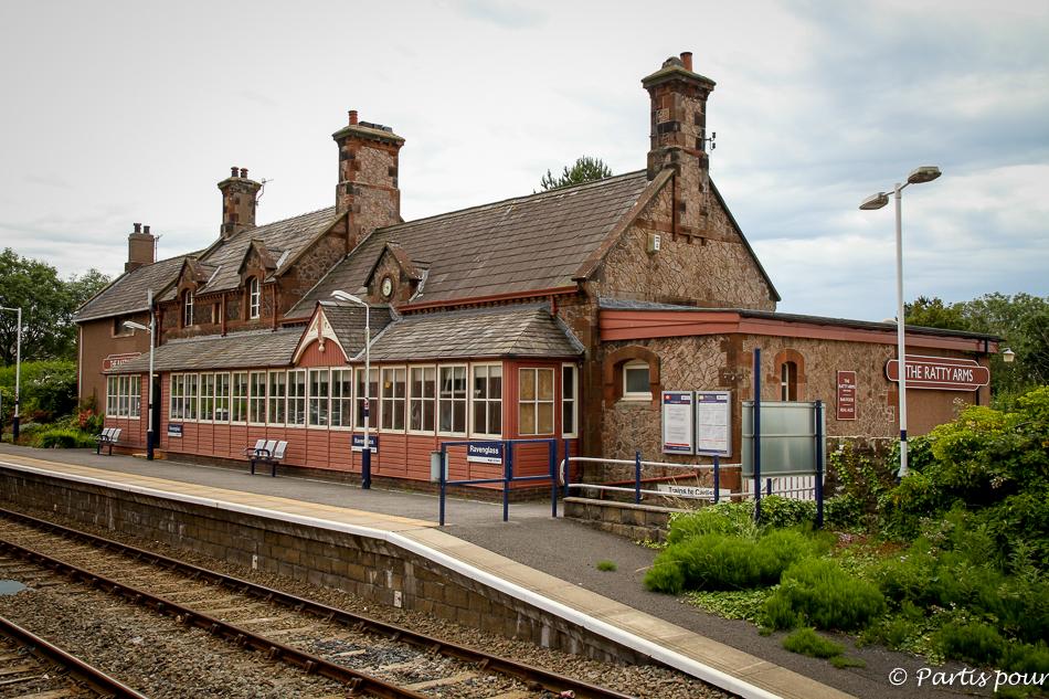 Gare, Ravenglass & Eskdale Railway, Lake District National Park