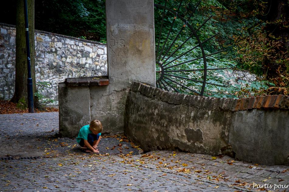 Découvrir Prague avec un enfant…