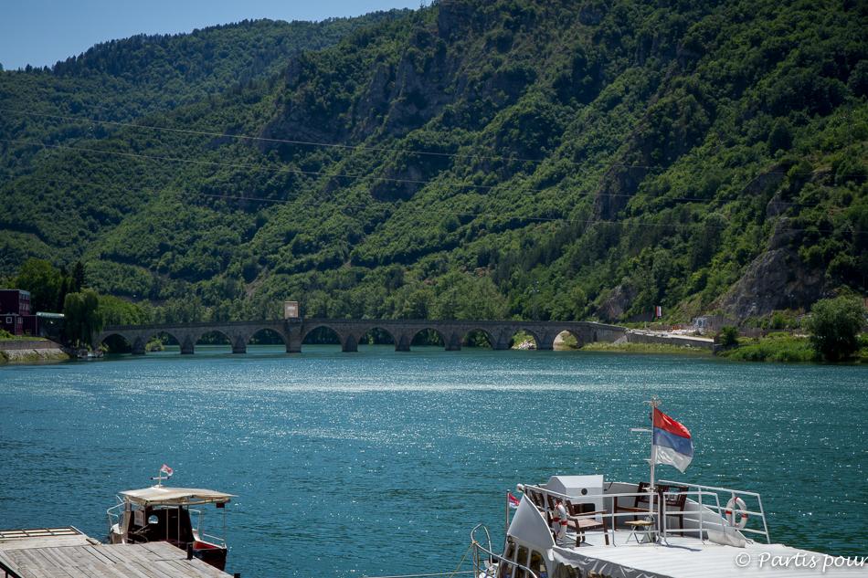 Višegrad, hier et aujourd'hui
