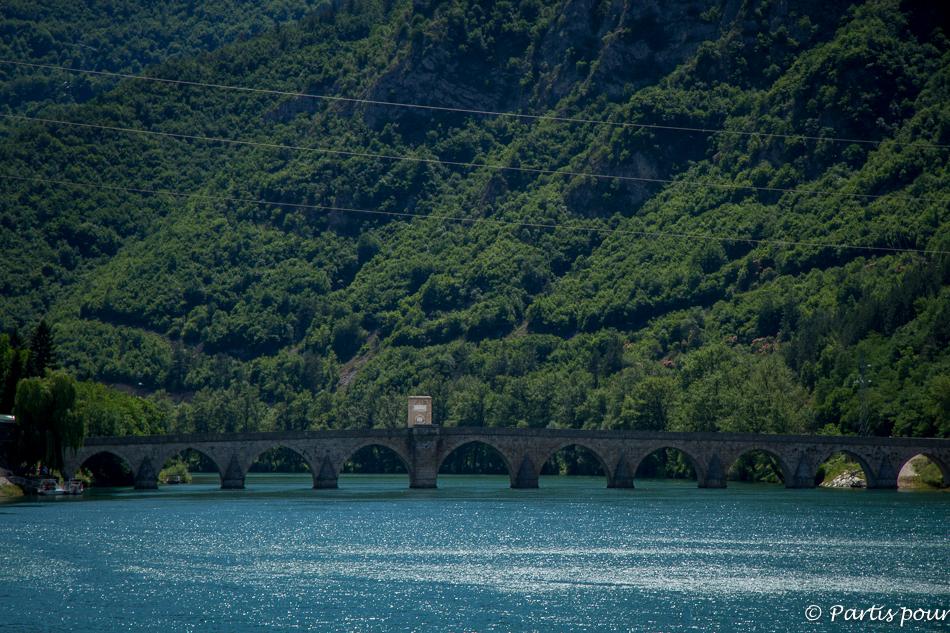 Le Pont sur la Drina, Visegrad, Bosnie-Herzégovine