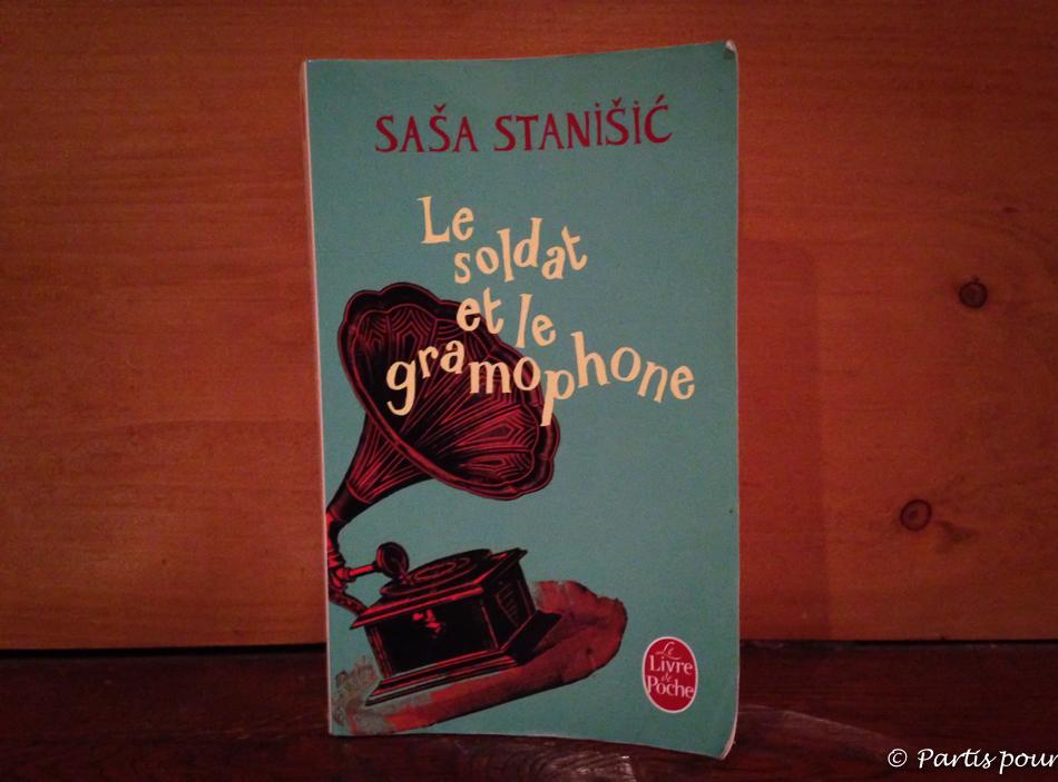 Le Soldat et le Gramophone, Sasa Stanisic. Visegrad, Bosnie-Herzégovine