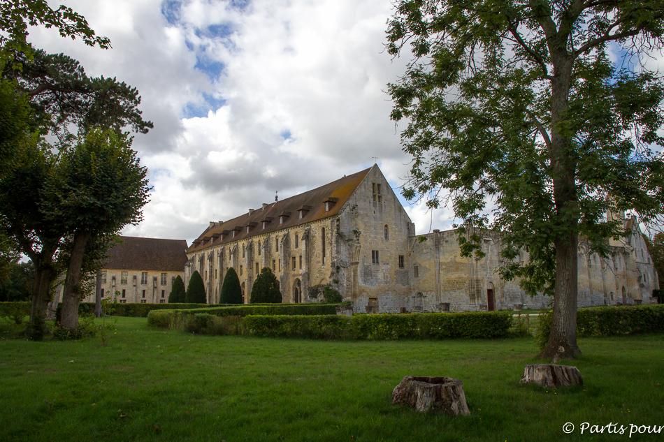 Abbaye de Royaumont, Val d'Oise