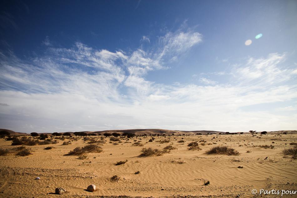 Liebster Award 2016. Dans le désert marocain