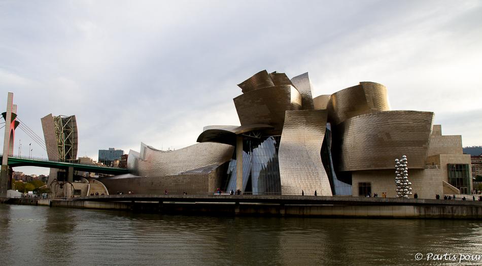 Guggenheim Museum à Bilbao
