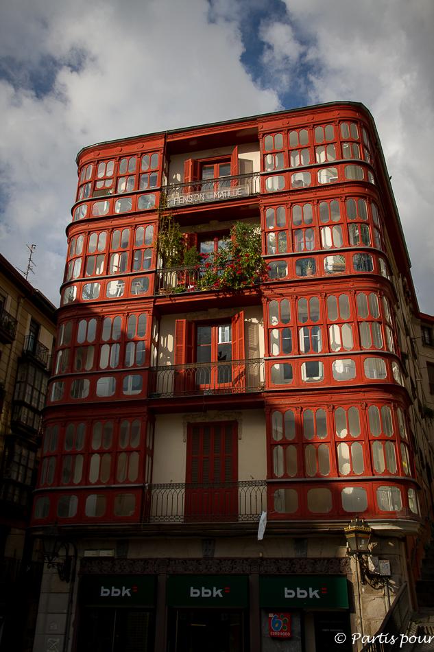 Casco Viejo à Bilbao