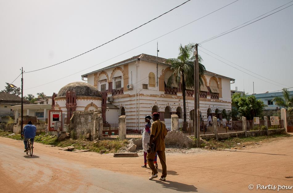 Dans les rues de Ziguinchor. Itinéraire d'un voyage au Sénégal
