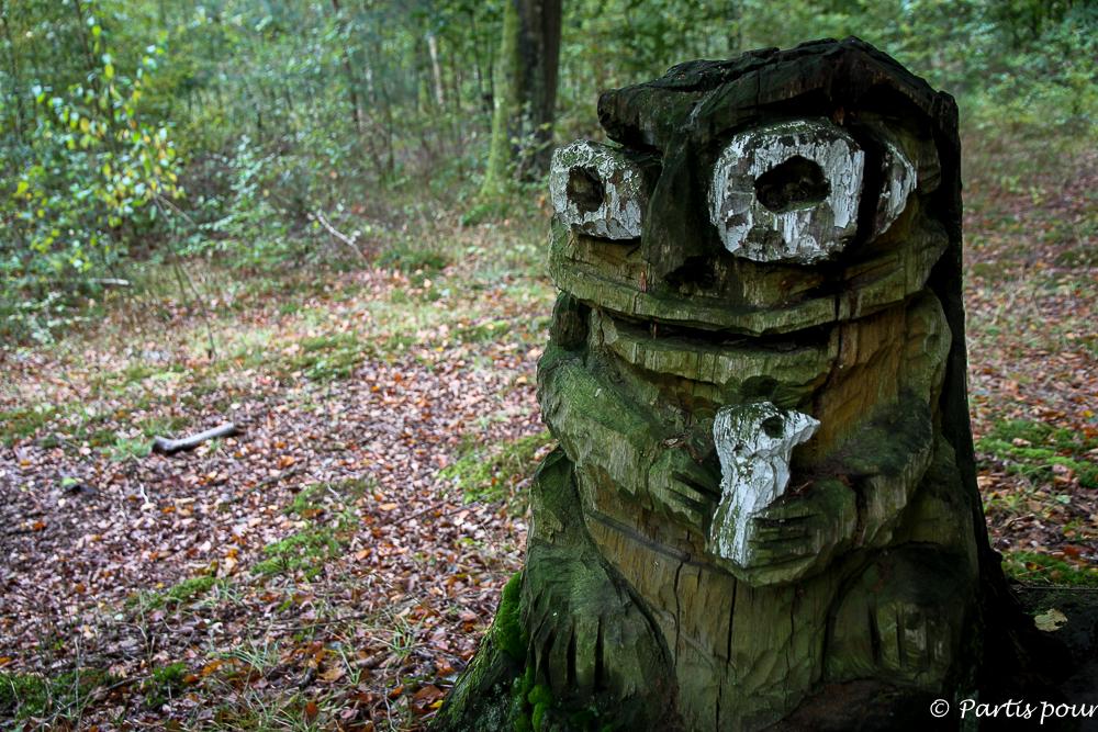 Les gardiens de la forêt de Haguenau. L'Alsace avec des enfants