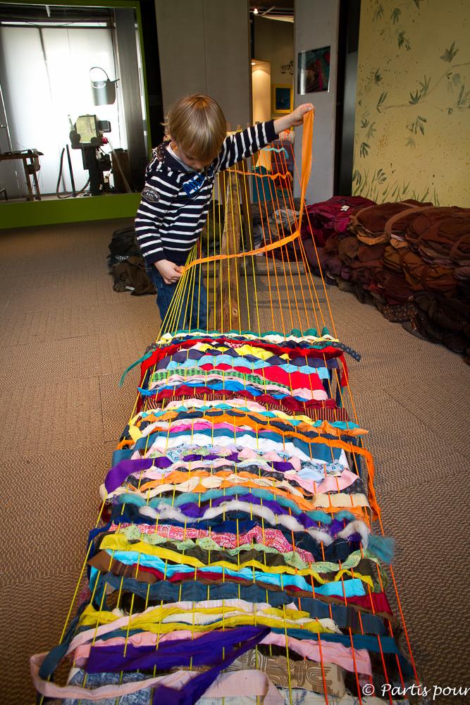 Ecomusée textile au Parc d Wesserling. L'alsace en famille