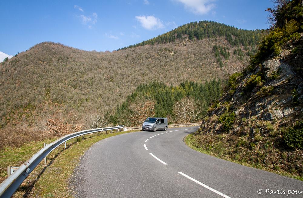 Road trip dans l'Hérault... Donner du sens au voyage