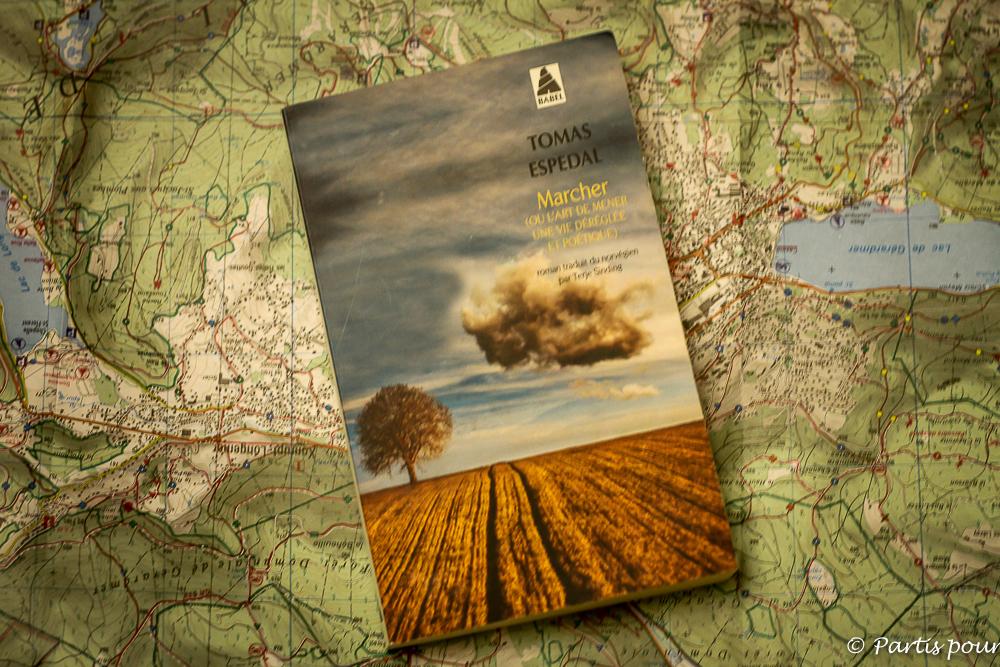Un livre comme une invitation à la marche : Marcher de Tomas Espedal