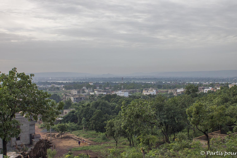 Quartier de Missabougou à Bamako, Mali. Billet de Bamako #3