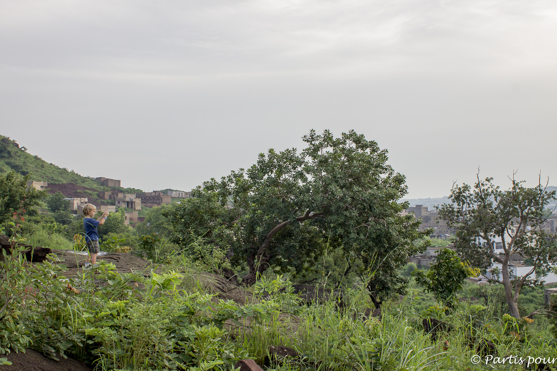 Billet de Bamako #3. Prendre le temps de prendre du temps avec son fils... Missabougou, Bamako, Mali