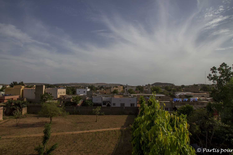 Bamako comme une retraite. Billet de Bamako #3. Mali