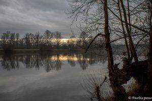 Sur les bords de l'Elbe, Litomerice, République tchèque