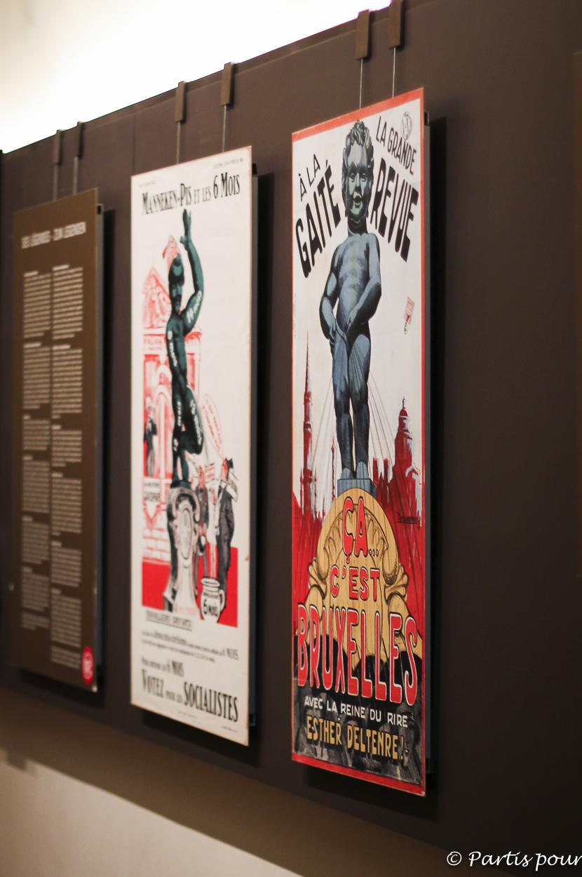 Musée de la Ville de Bruxelles et Garde-robe de Manneken Pis