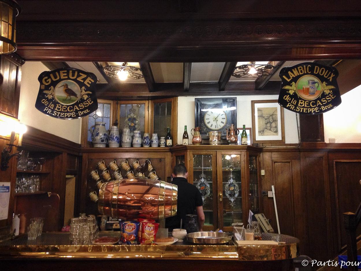 Boire un Lambic À la Bécasse. Nos bonnes adresses à Bruxelles-Ville