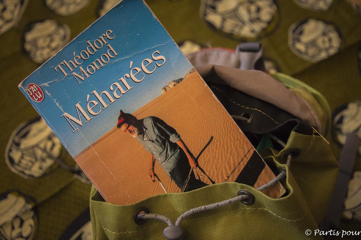Méharées, Théodore Monod. Quand les livres sont une invitation à la marche #2