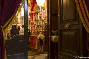 Dernière soirée à Malte. Une église à Valletta. Bilan vie nomade