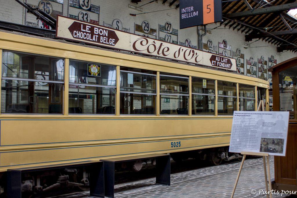 Nos bonnes adresses pour un week-end en famille à Bruxelles : le Musée du tram