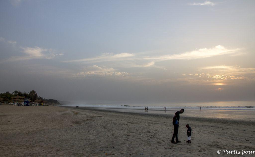 Senegambia Beach, Bijilo, Gambie