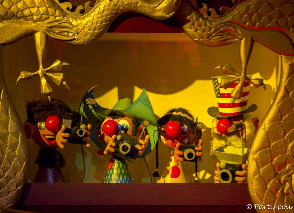 Le monde des jouets, Efteling, Pays-Bas