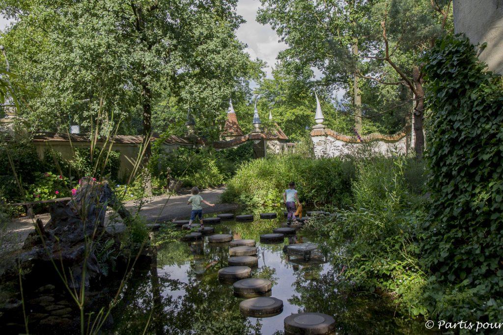 Le village des Lavanors, Efteling, Pays-Bas