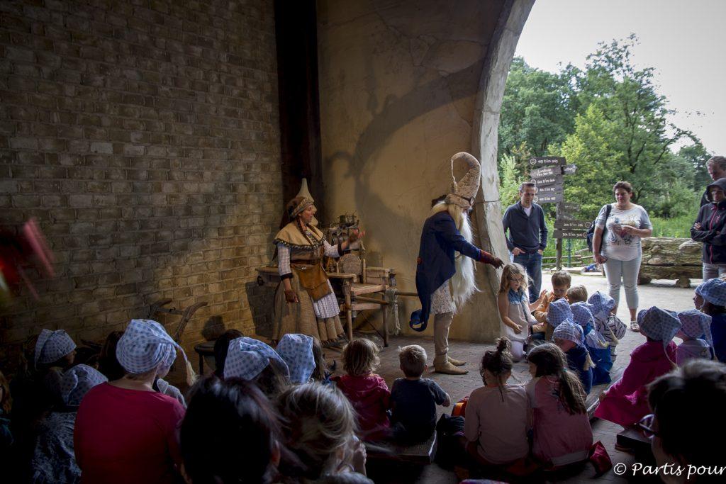 Les contes du soir, Efteling Bosrijk, Pays-Bas