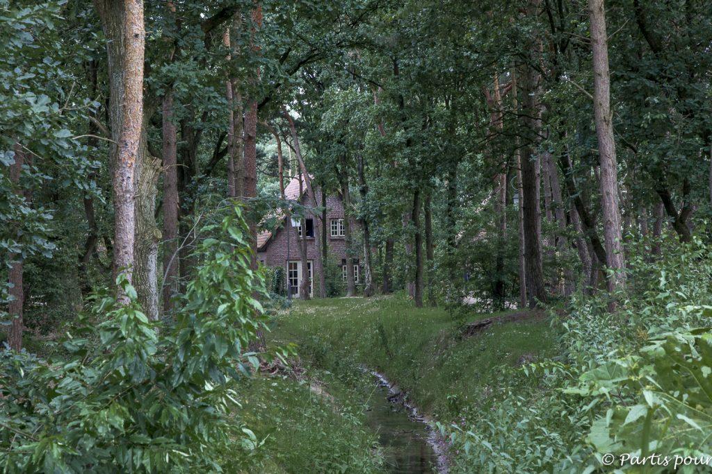 Maison dans les bois, Efteling Bosrijk, Pays-Bas