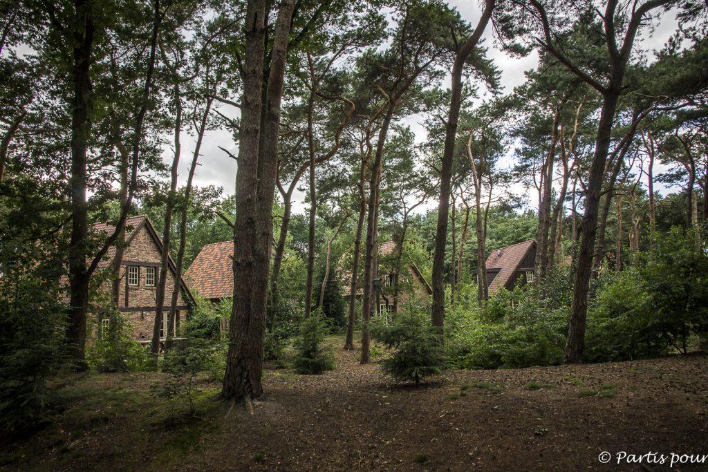 Maisons dans les bois, Efteling Bosrijk, Pays-Bas